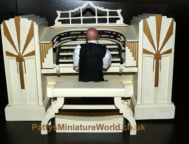 12th scale Cinema organ Compton-1