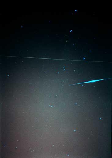 Iridium Flares