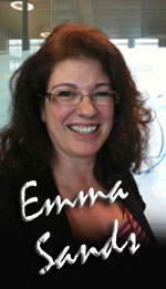 Emma Sands - Guest blogger