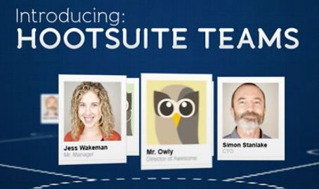 Hootsuite teams