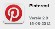 Pinterest version 2 launched
