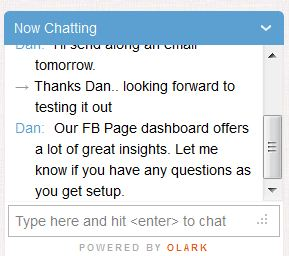 Twitsprout chat function