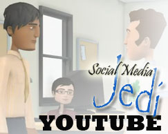 The Social Media Jedi on YouTube