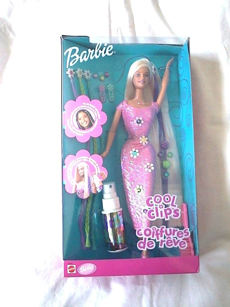Cool Barbie Dolls Cool clips barbie